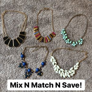 ‼️ BOGO SALE ‼️ Statement Necklaces ‼️